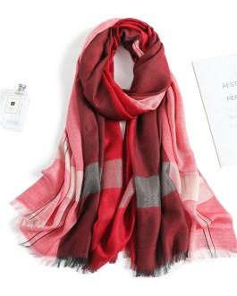 Fashion Foulard Warm Scarf