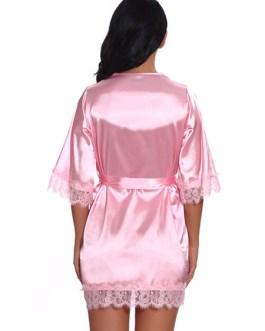 T Back 2 Piece Lace Lingerie Sexy Sleepwear