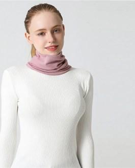 Unisex Ring Neck Collar Soft Cashmere Scarf