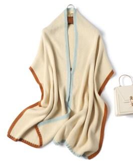 Warm Knit Cashmere Soft Scarf