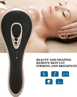 New 3D Rollers Facial Firming Massager Wrinkle Removal Skin Lifting Roller Tightening Relaxation Facial Body Beauty Instrument