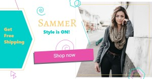 Read more about the article ? Summer style is ON! Get Free Shipping