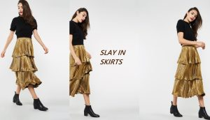 Read more about the article SLAY IN SKIRTS