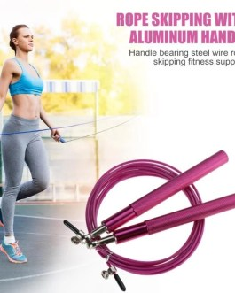Aluminum Speed Jump Rope Professional Skipping Rope