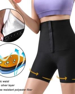 Body Shaper Sweat Sauna Slimming Fitness Short