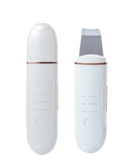 Ultrasonic Skin Scrubber Deep Face Cleaning Machine