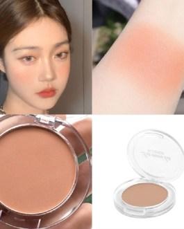 Face Mineral Pigment Cheek Blusher Powder