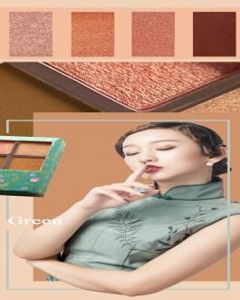 Matte Shimmer Waterproof Glitter Charming Powder Makeup Eyeshadow