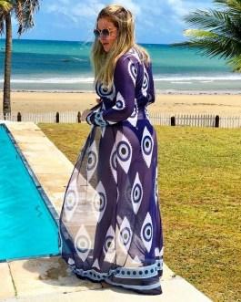 Sexy Tunics For Beach Long Bikini Cover Ups
