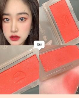 Single Blush Palette Combination Shimmer Waterproof Cosmetic