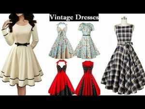 Read more about the article Vintage Dresses collection