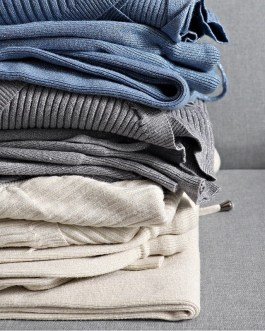 Deep V Neck Fashion Long Sleeve Sweaters