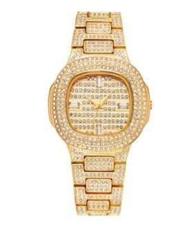 Fashion Elegant Stainless Steel High Quality Role Wristwatch