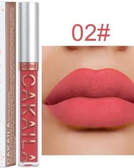 Matte Velvet Lip Glaze Lip Gloss Silky Smooth Lipstick