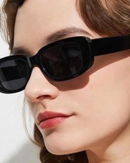 Classic Retro Square Sunglasses