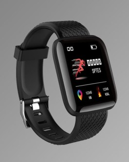 Digital LED Electronic Wrist Watch For Men