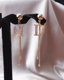 Fashion small high-end atmosphere decoration Earring