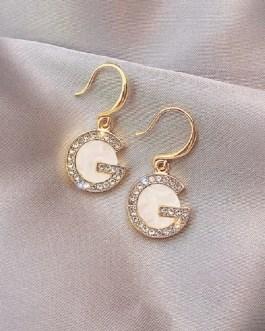 Geometry Alloy Party Earrings