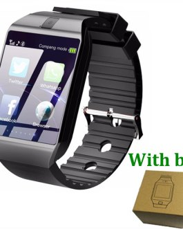 Photo Positioning Caller Information Reminder Exercise Step Sleep Monitoring Smart Watch