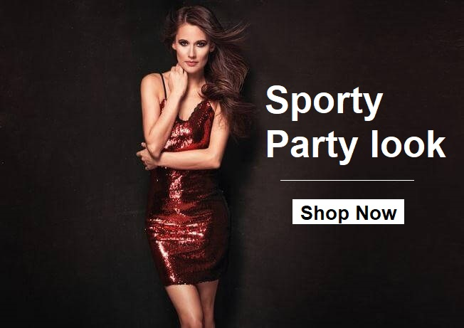 Read more about the article Sporty Party look