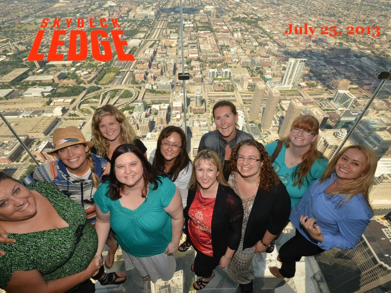 group skydeck shot