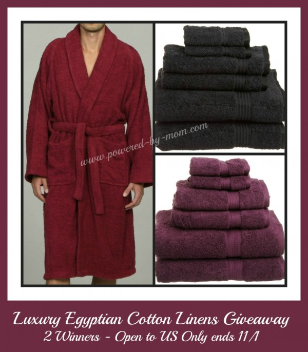 Luxurious Egyptian Cotton Linens