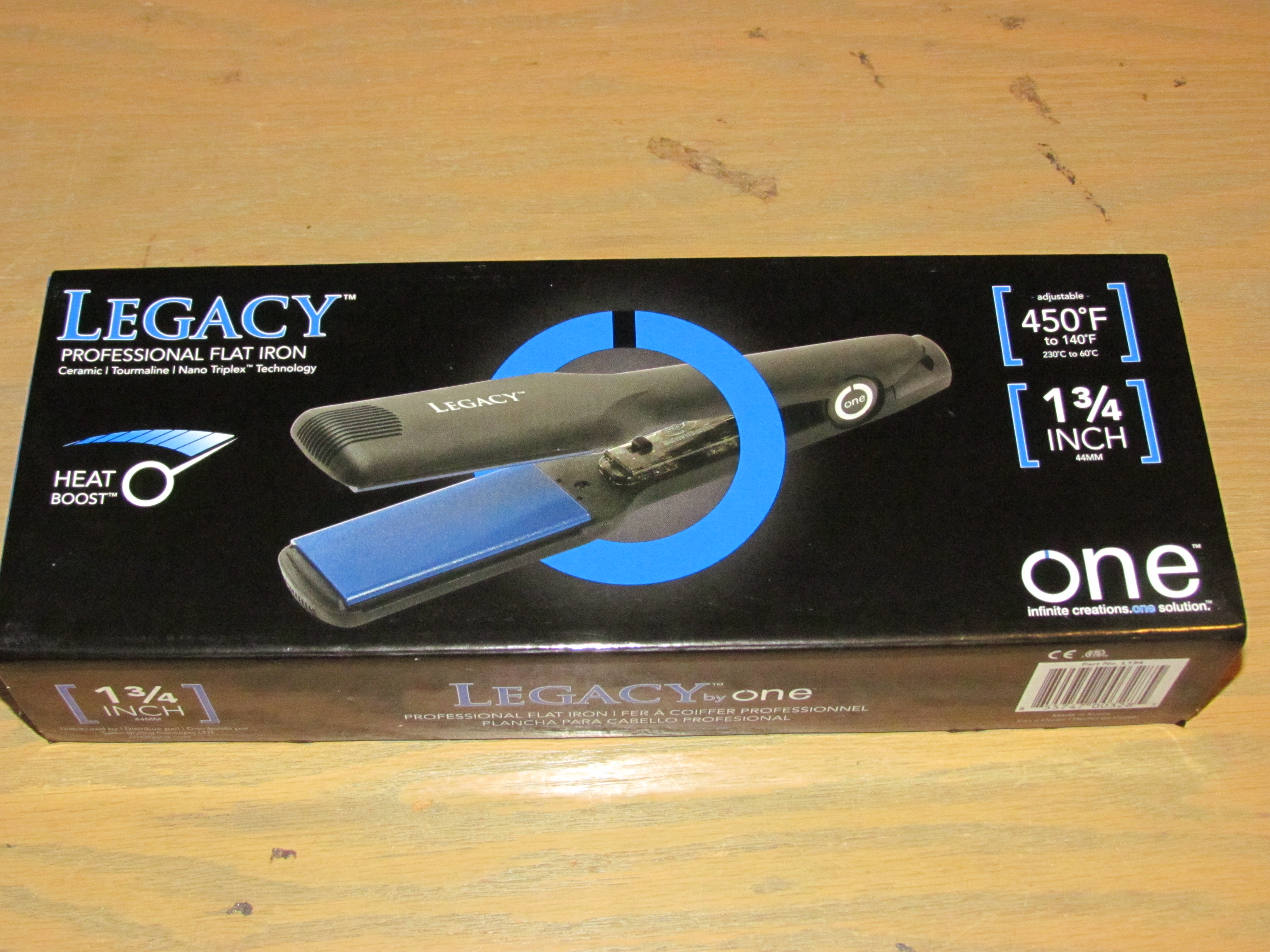 Ceramic Tourmaline Infrared Flat Iron Review And Giveaway Ends 11 23