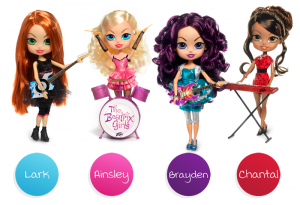 Beatrix Girl Dolls Review