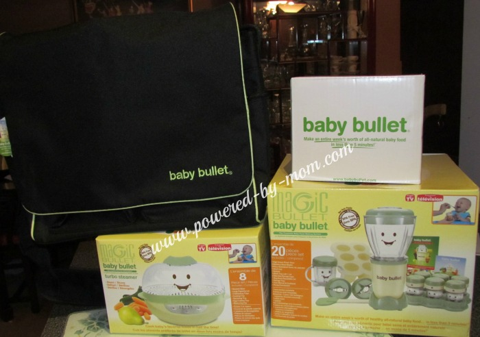 baby bullet set