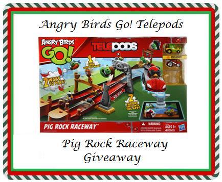 angry birds go telepod