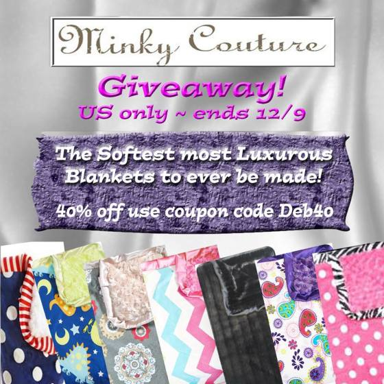 minky couture enester
