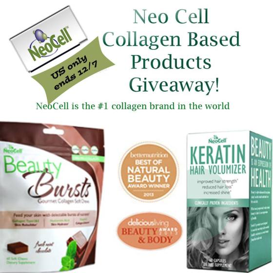 neocell giveaway dec 7