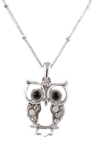 owl necklace # 2