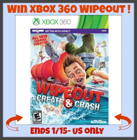 wipout 360button