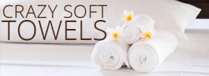 cariloha crazy soft towels