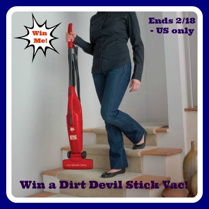 dirt devil stick vacuum