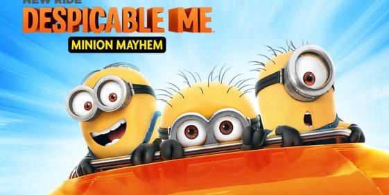 Despicable Me Minion Mayhem