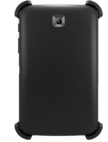 Otterbox galaxy tab 3 black