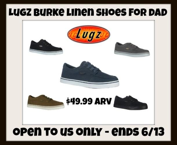 Lugz Burke Button