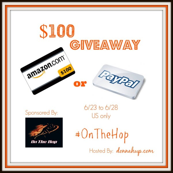 #OnTheHop $100 Giveaway