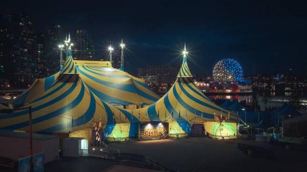cirque vancouver