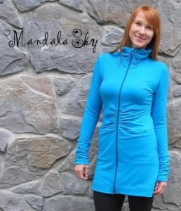 mandala sky jacket
