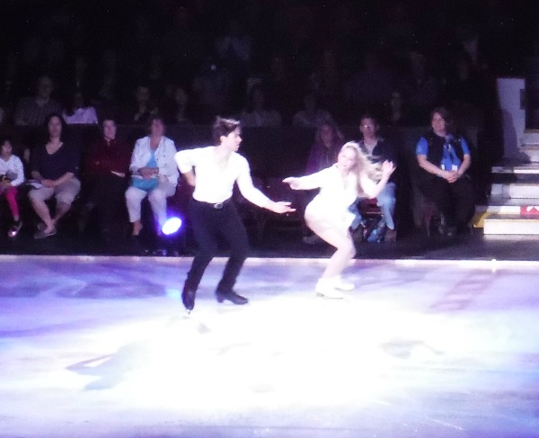 stars on ice couple