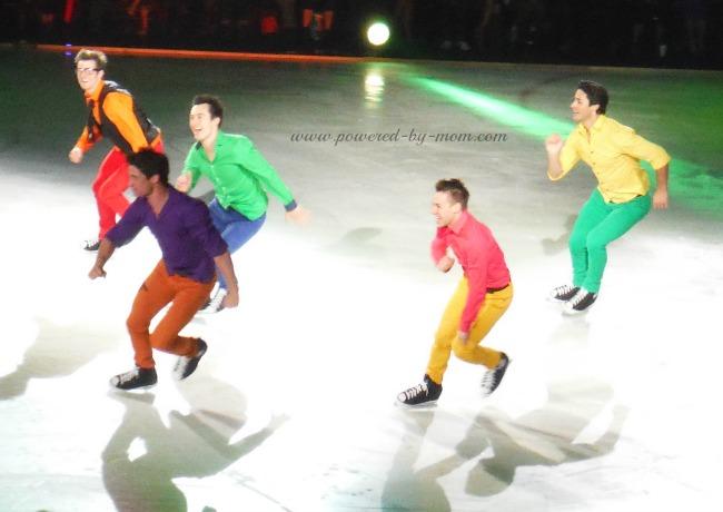 stars on ice men