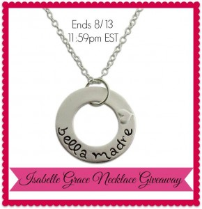 Bella Madre Necklace