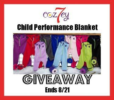 child performance blanket