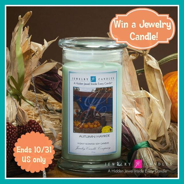 jewelry candle halloween