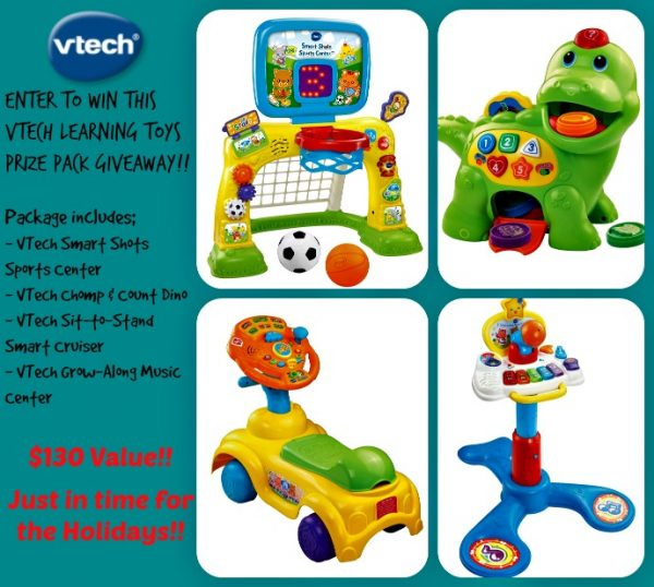 vtech learning toys giveaway