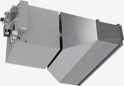 powered aire air curtain air door