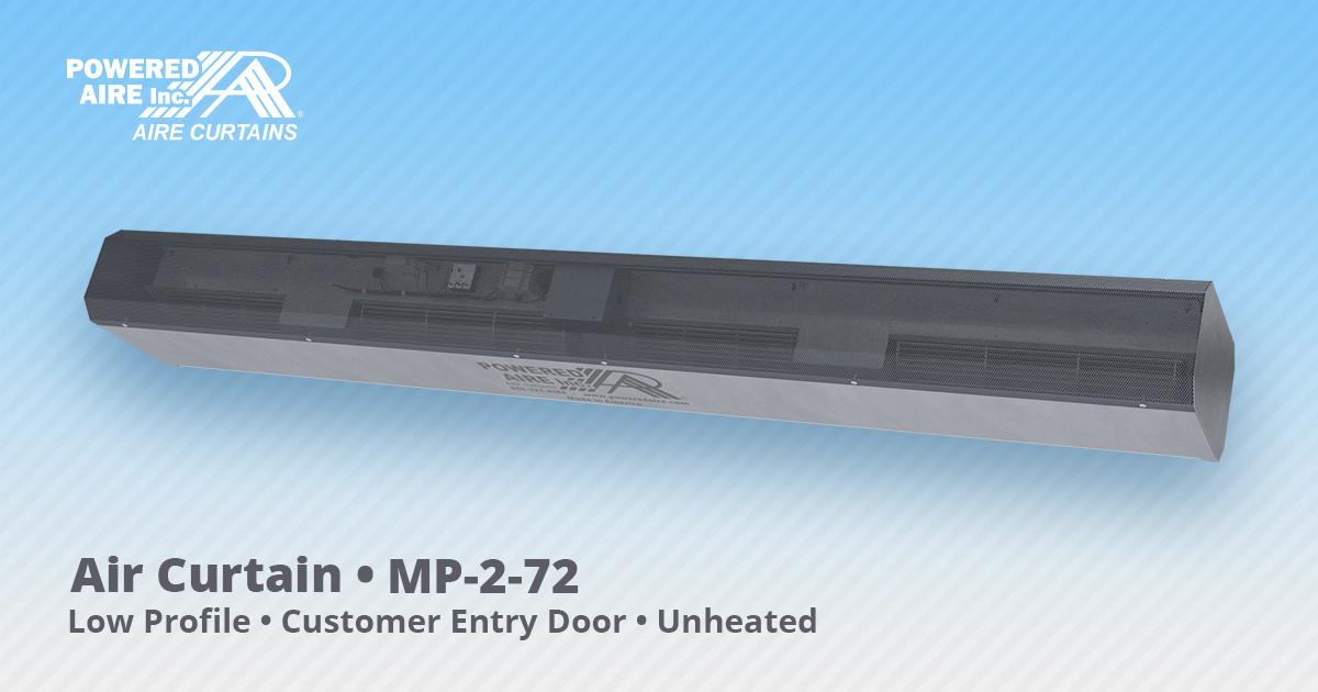 mp 2 72 air curtain 72 mini power
